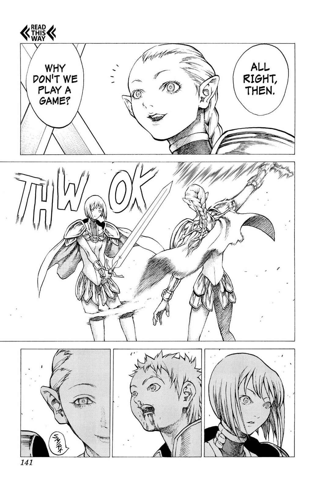 Claymore Chapter 32 Page 7