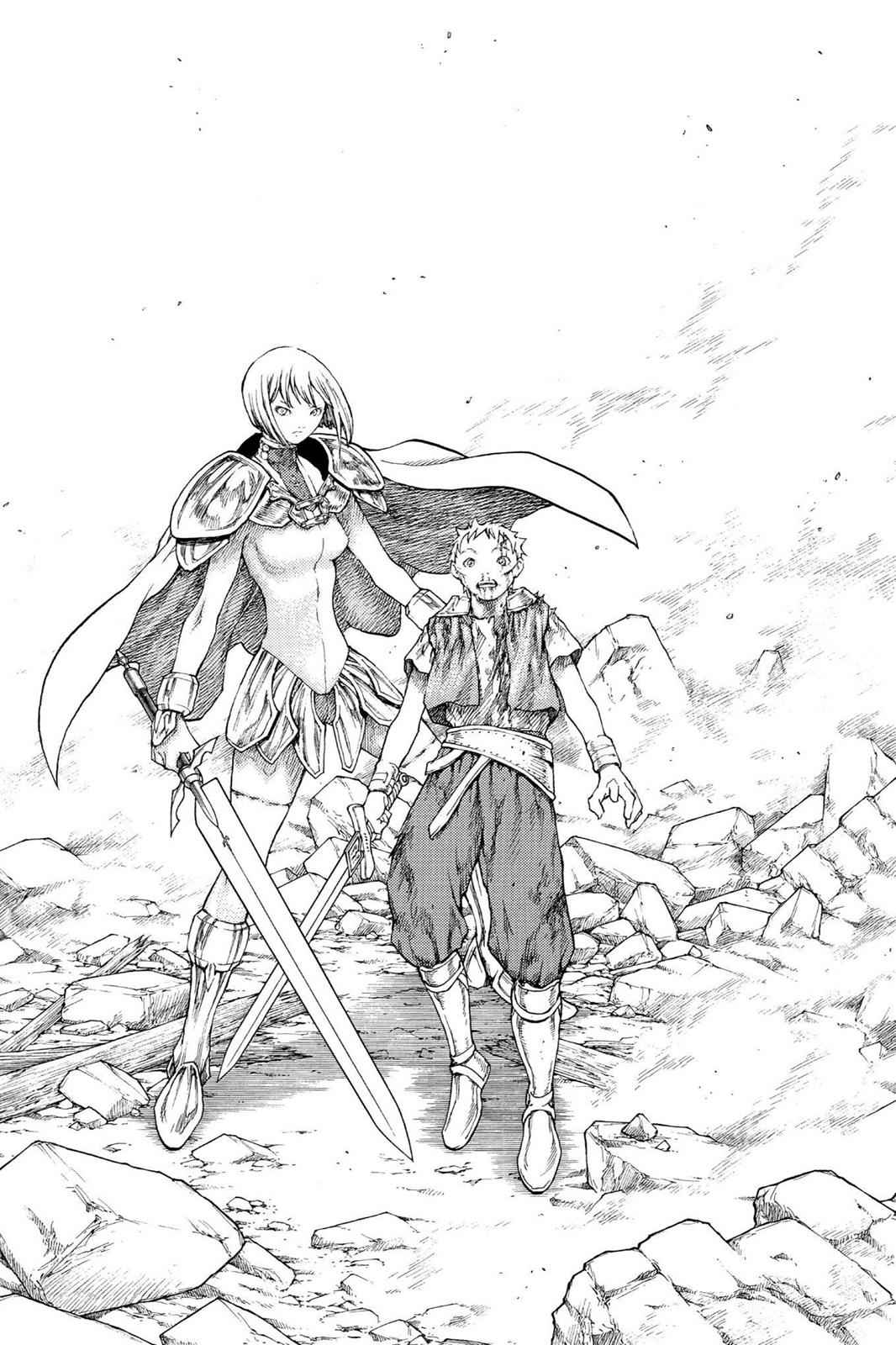Claymore Chapter 33 Page 19