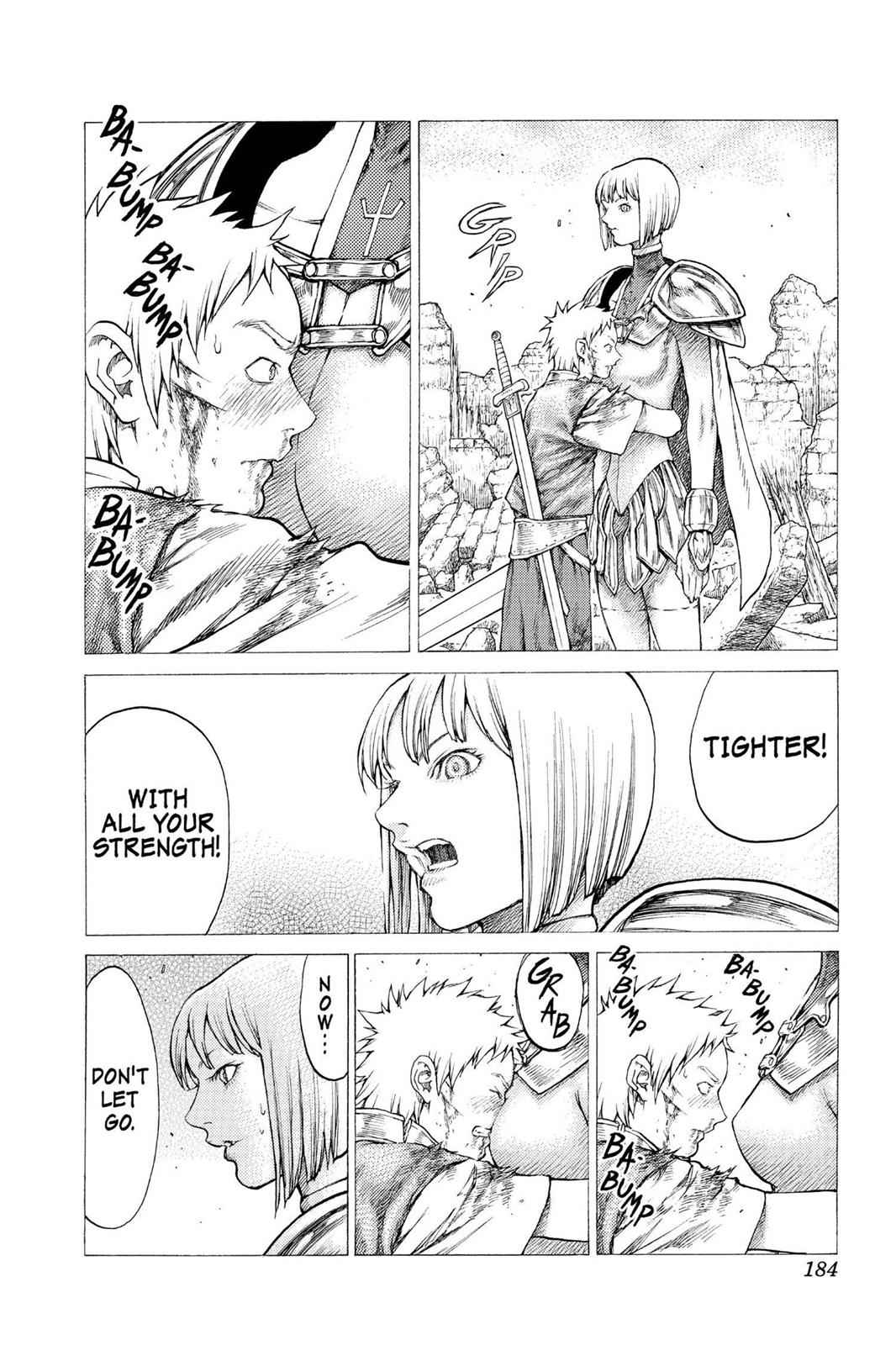 Claymore Chapter 33 Page 23