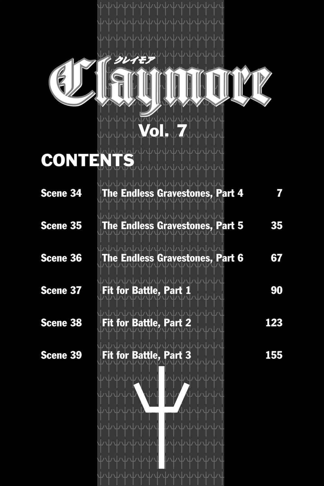 Claymore Chapter 34 Page 6