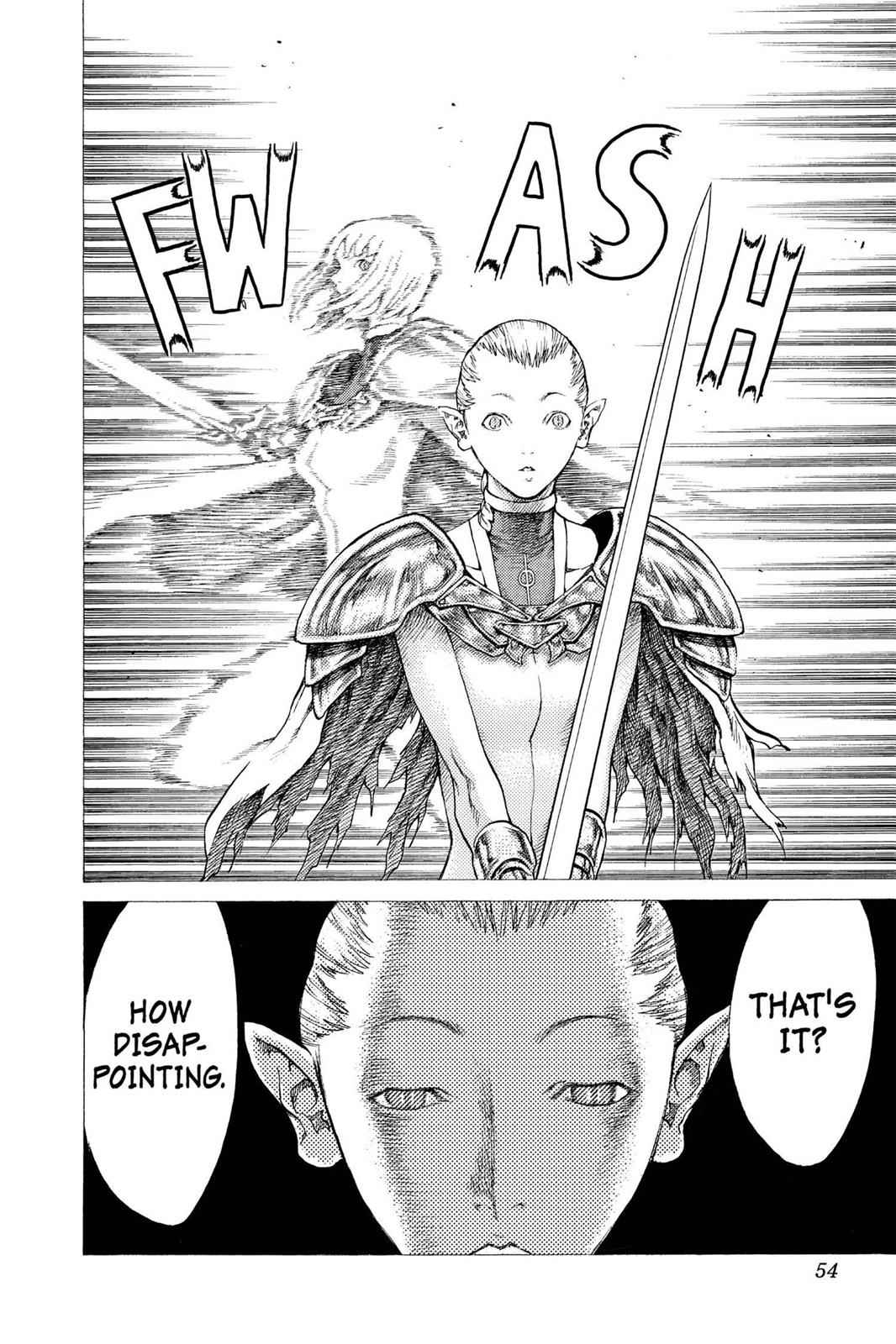 Claymore Chapter 35 Page 19