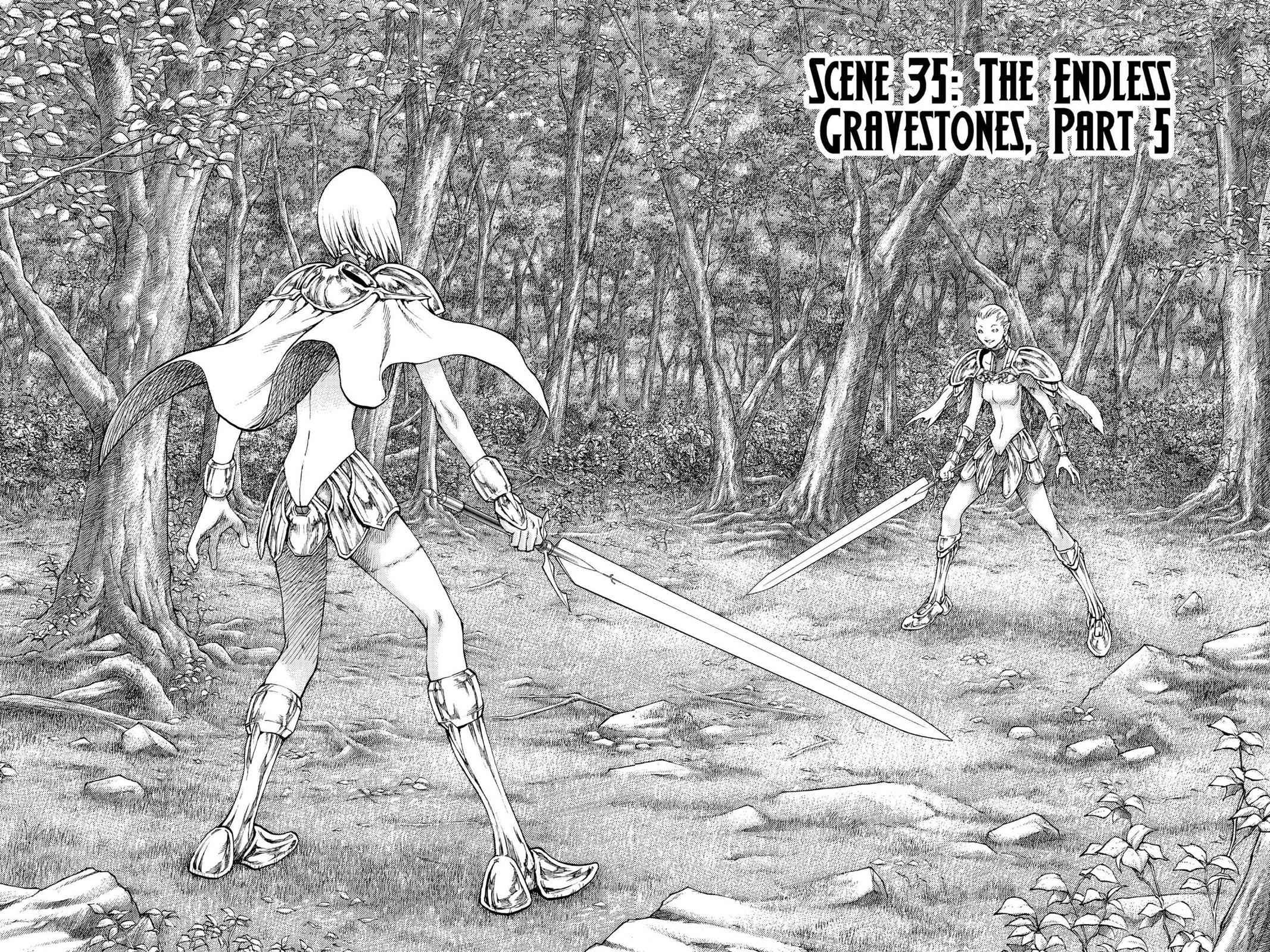 Claymore Chapter 35 Page 2