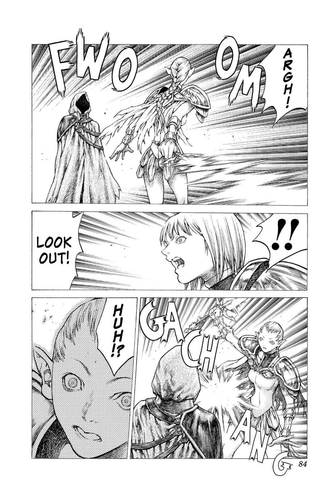 Claymore Chapter 36 Page 18