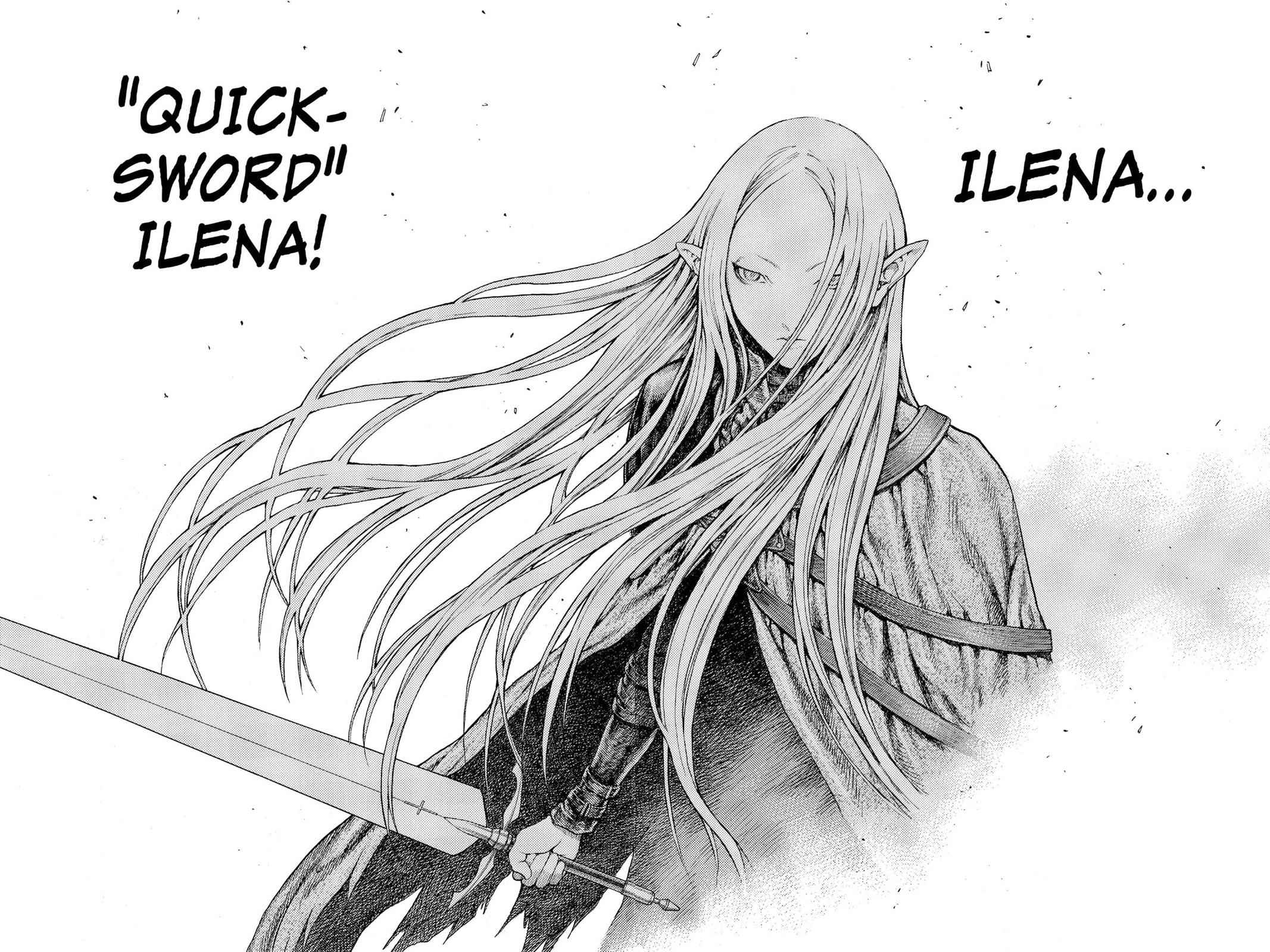 Claymore Chapter 36 Page 21