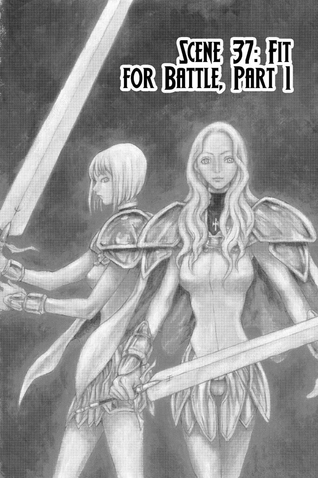 Claymore Chapter 37 Page 1