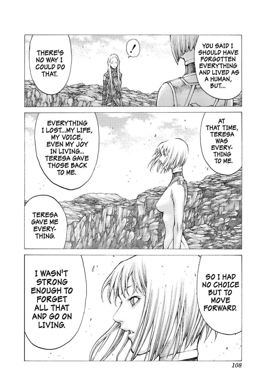 Claymore Chapter 37 Page 19