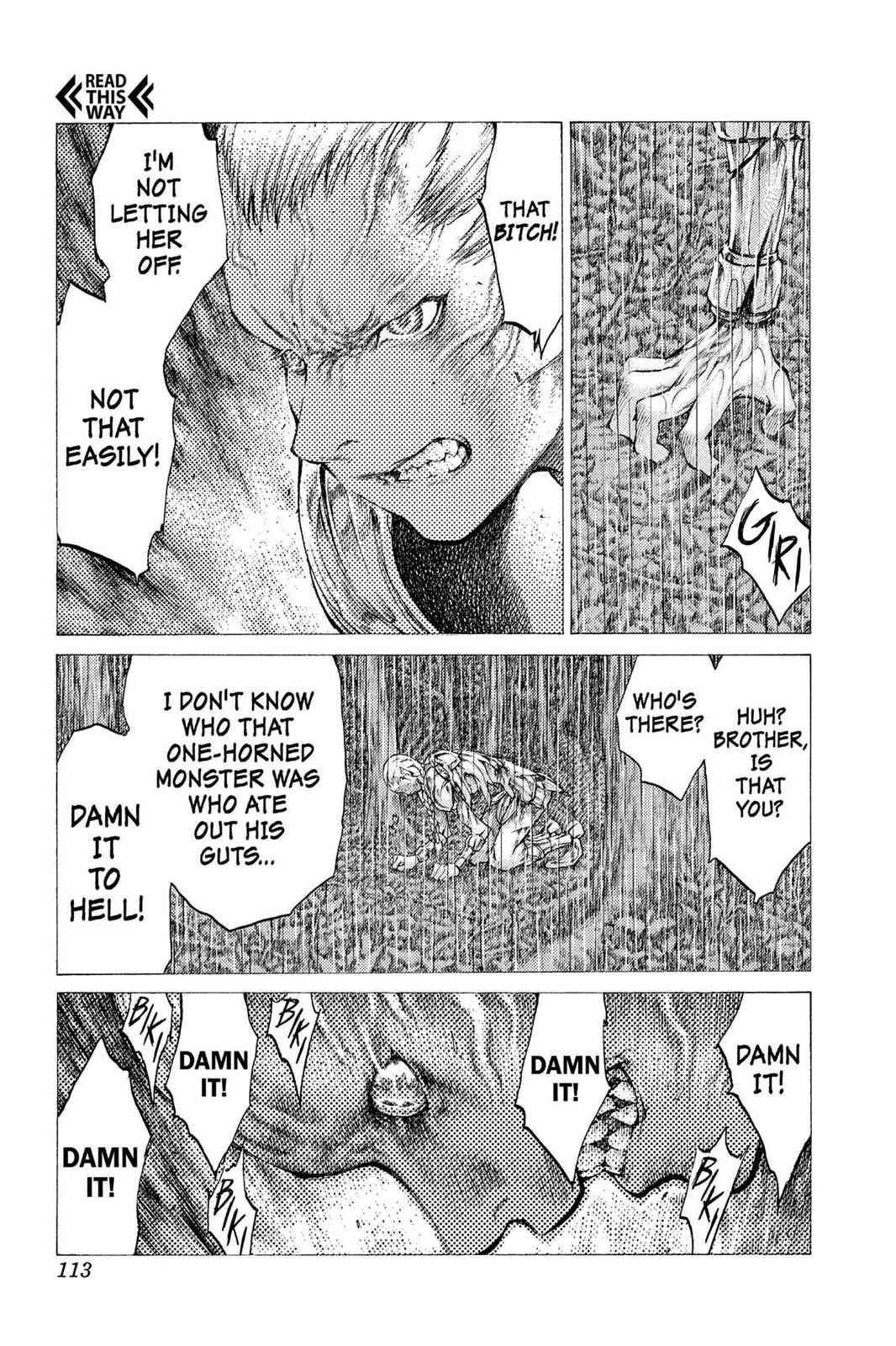 Claymore Chapter 37 Page 24