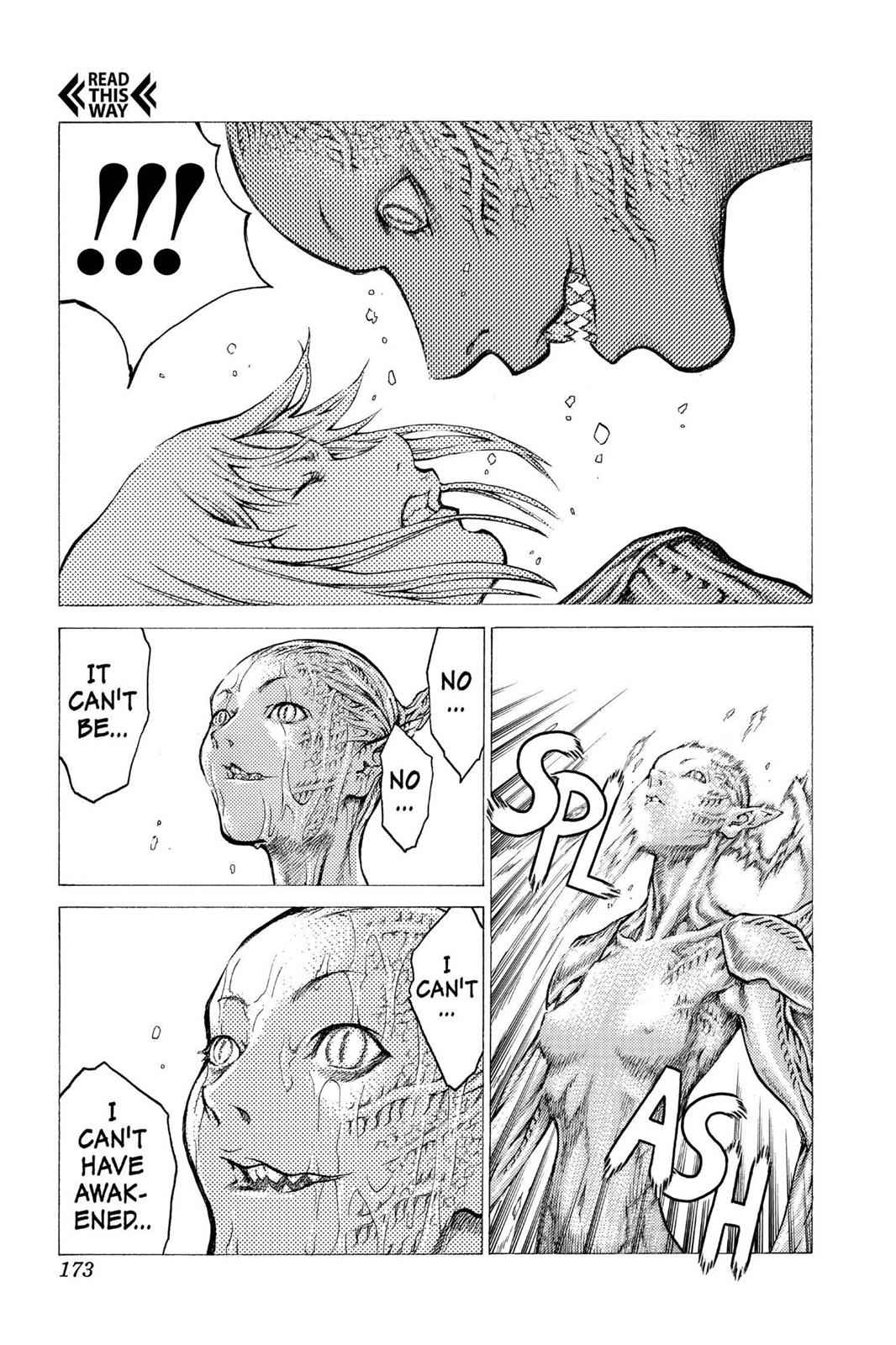 Claymore Chapter 39 Page 17