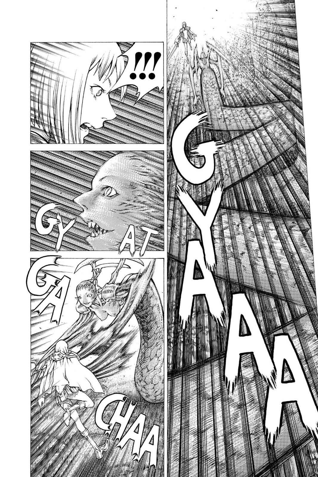 Claymore Chapter 39 Page 7