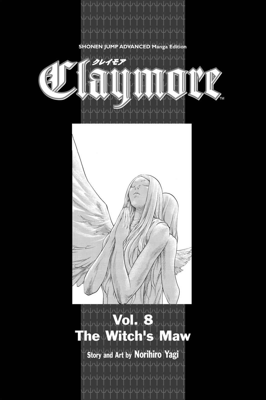 Claymore Chapter 40 Page 4