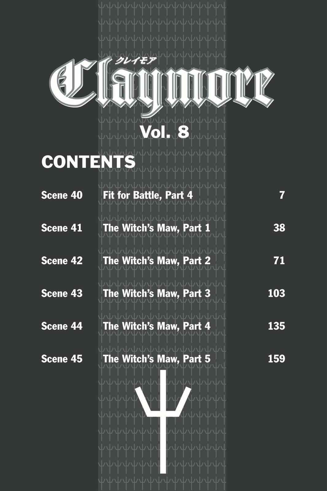 Claymore Chapter 40 Page 6