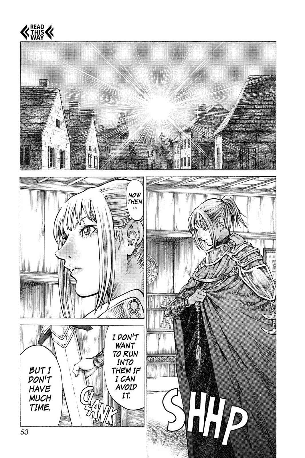 Claymore Chapter 41 Page 16