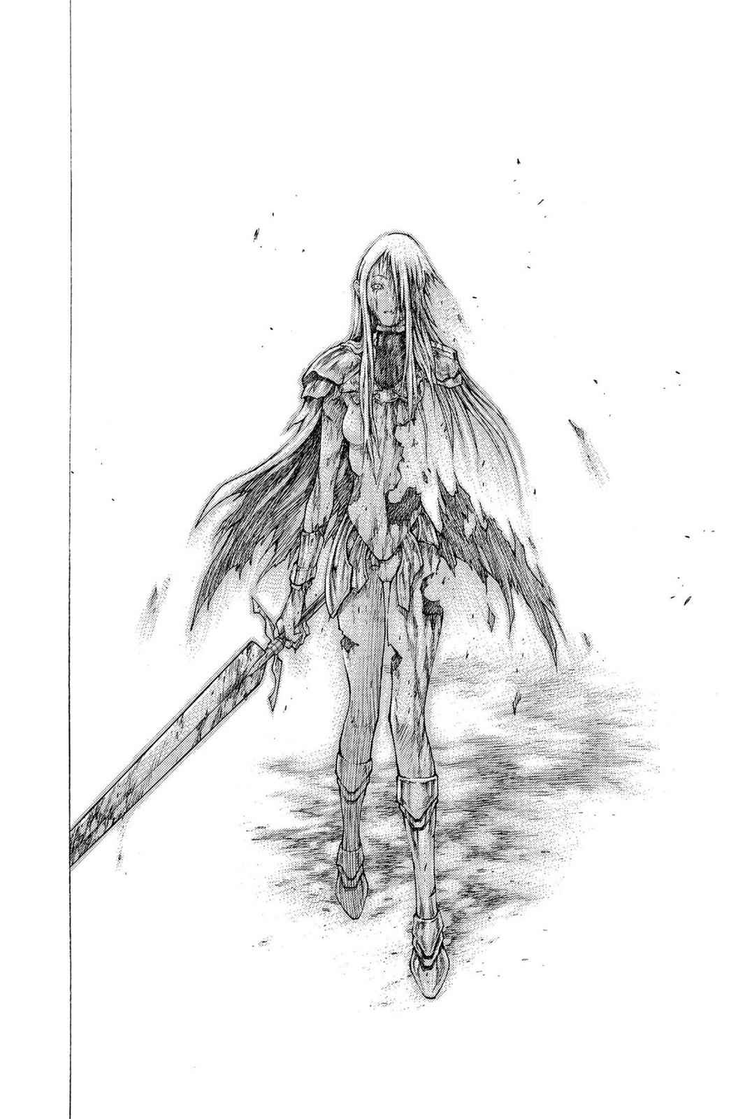 Claymore Chapter 41 Page 25