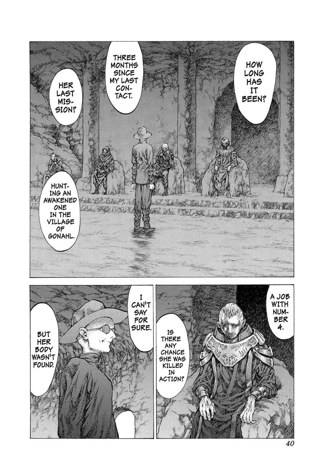 Claymore Chapter 41 Page 3