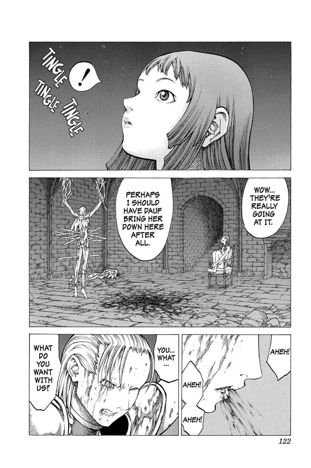 Claymore Chapter 43 Page 18