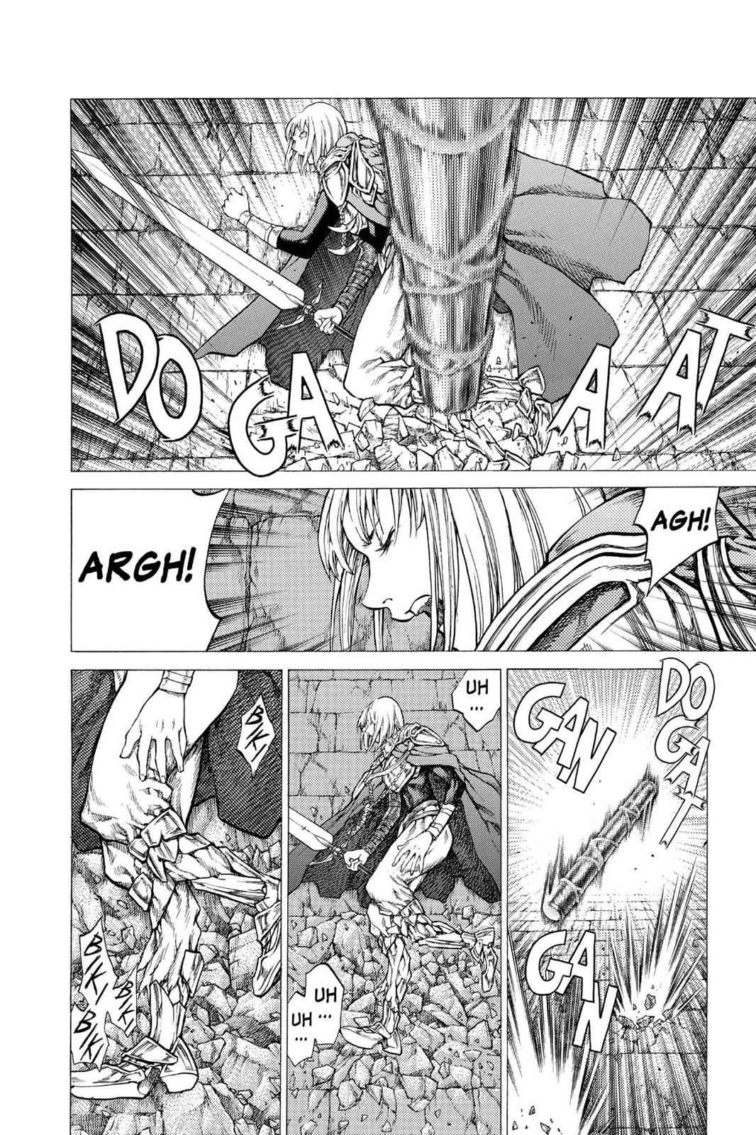 Claymore Chapter 43 Page 26