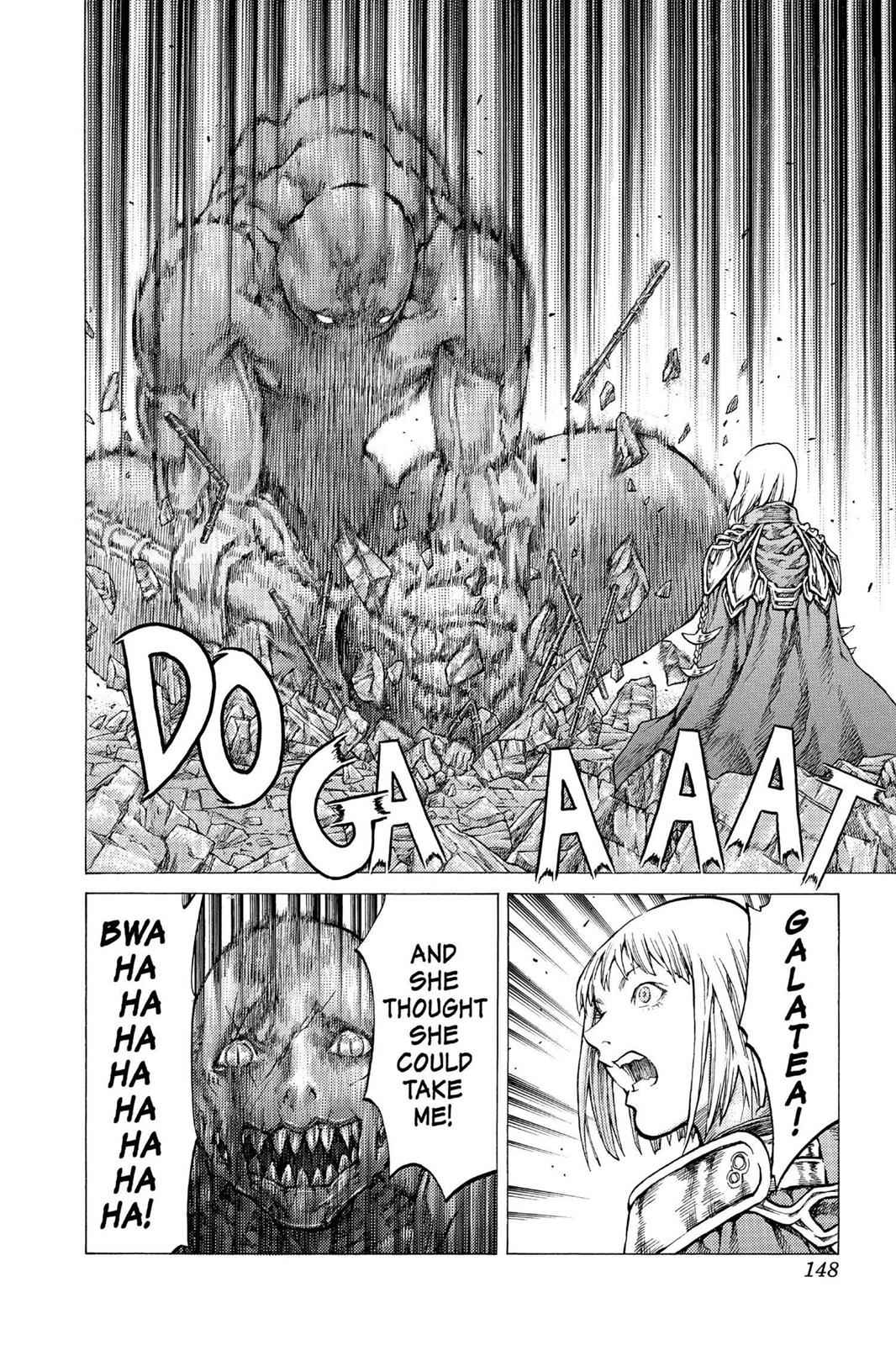 Claymore Chapter 44 Page 14