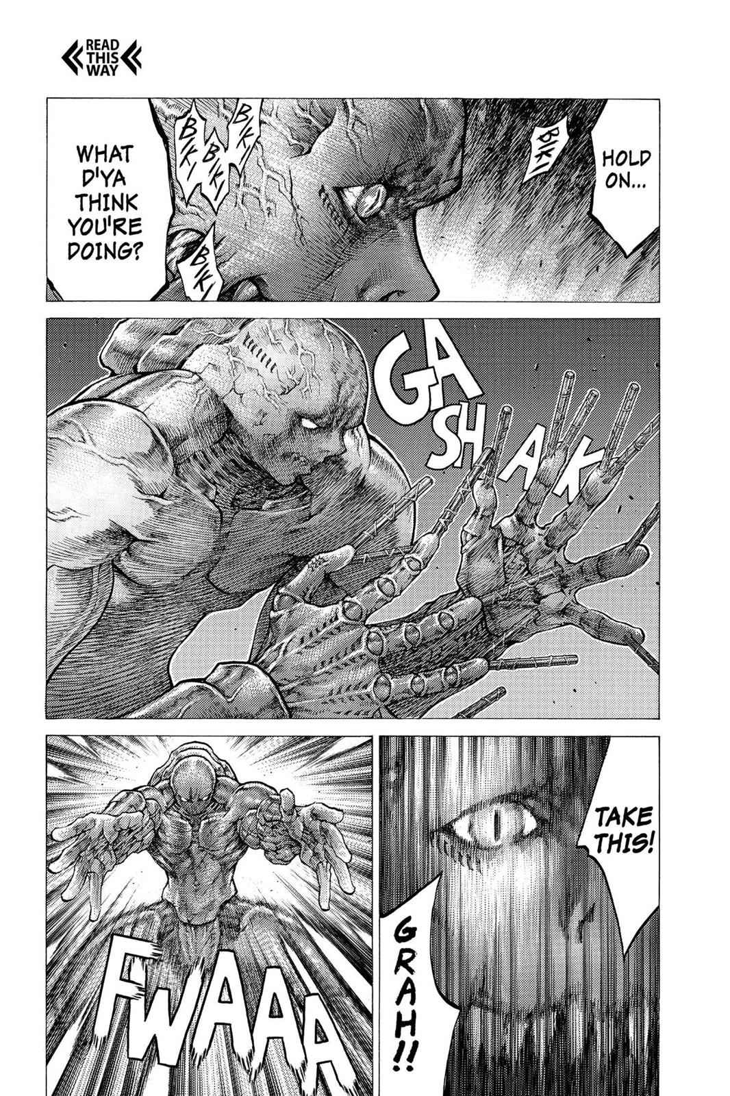 Claymore Chapter 44 Page 7