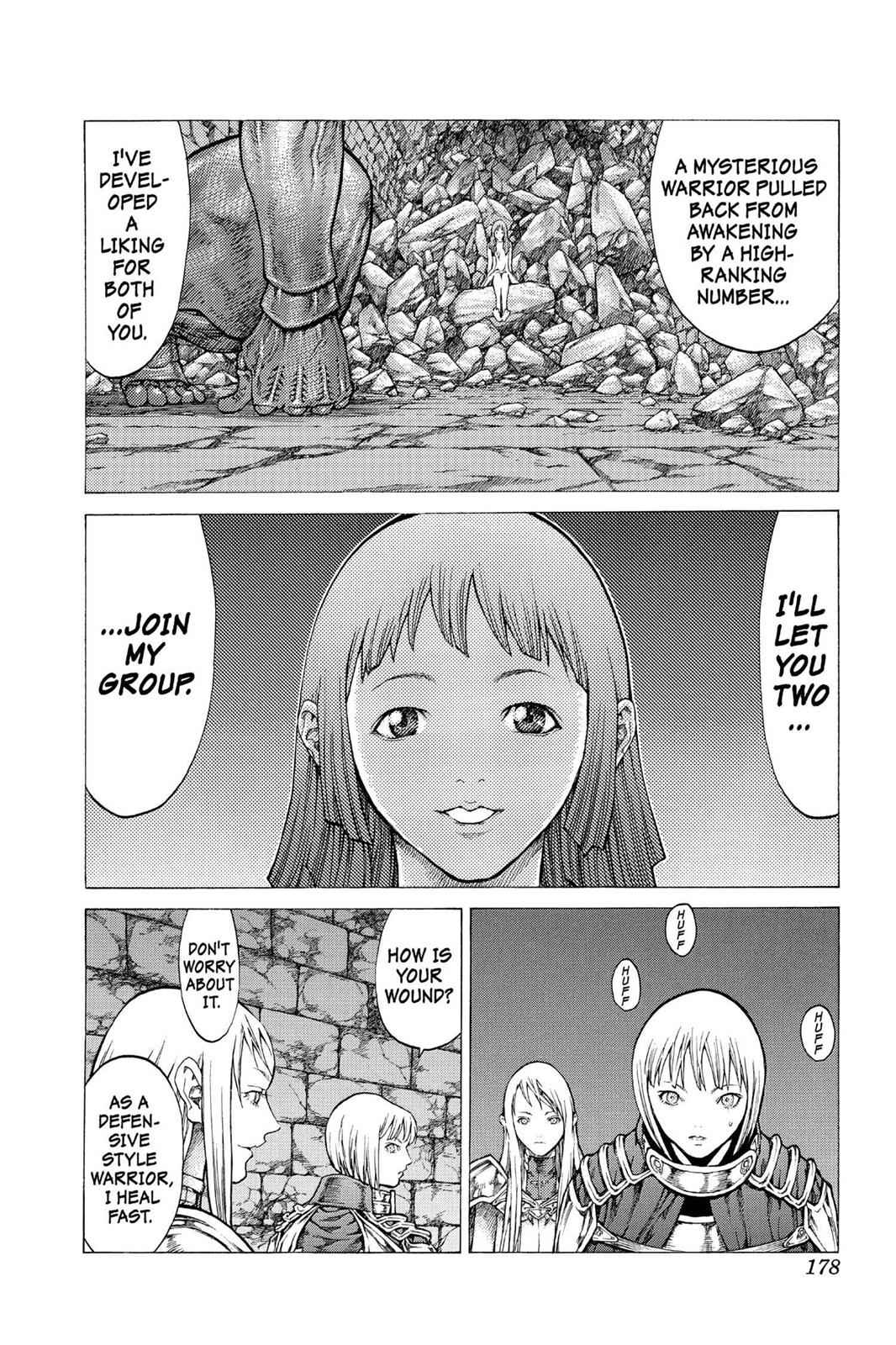 Claymore Chapter 45 Page 20