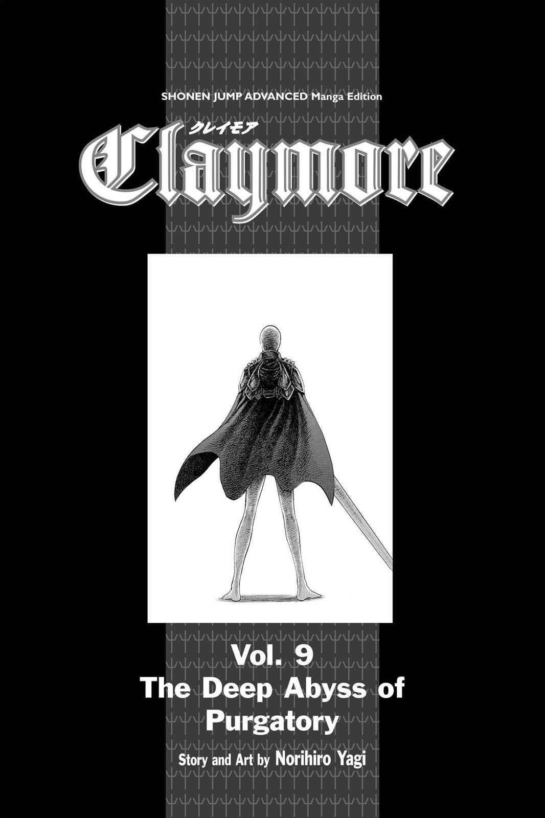 Claymore Chapter 46 Page 4