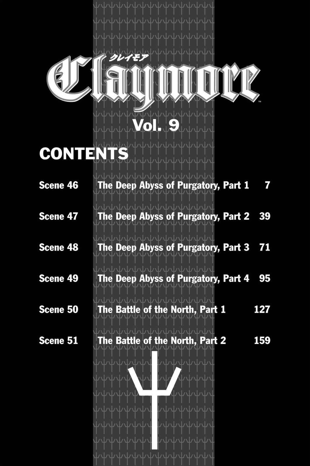 Claymore Chapter 46 Page 6