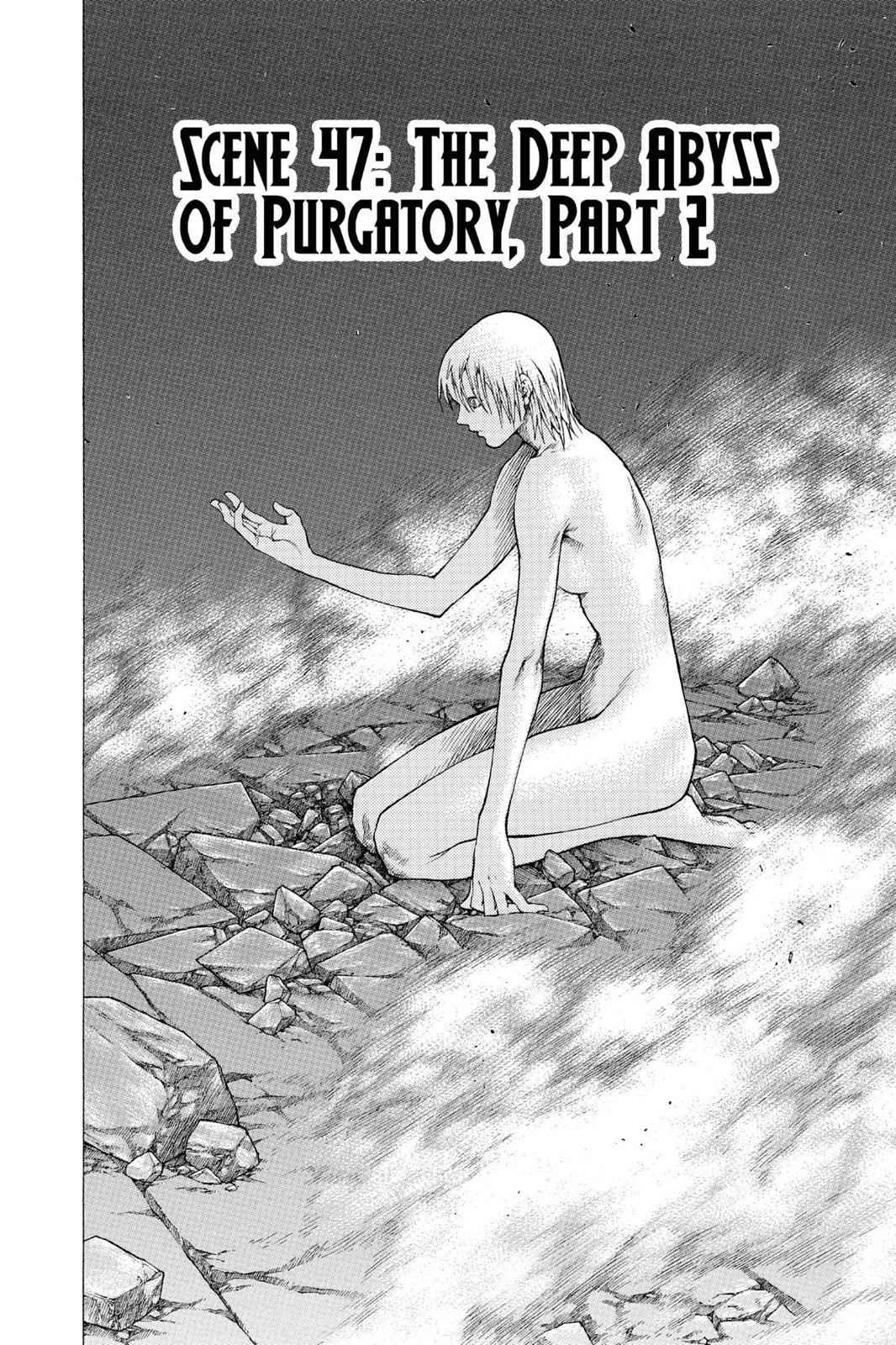 Claymore Chapter 47 Page 2