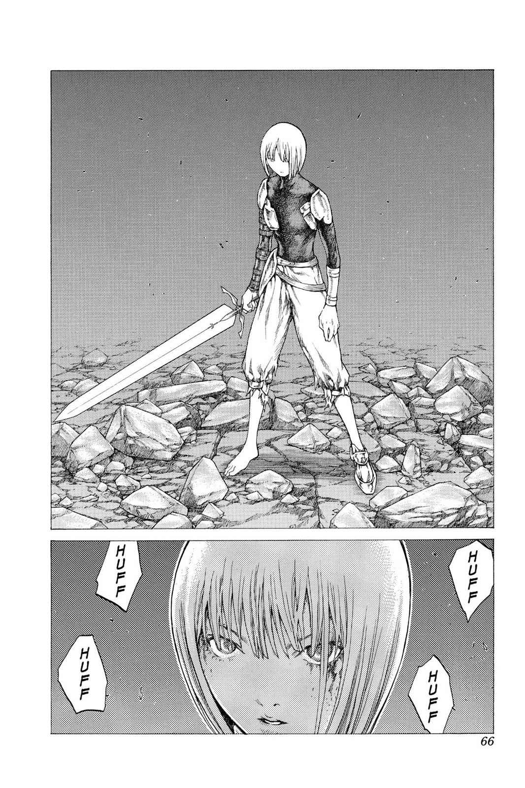 Claymore Chapter 47 Page 27