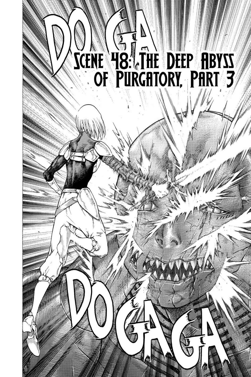 Claymore Chapter 48 Page 2
