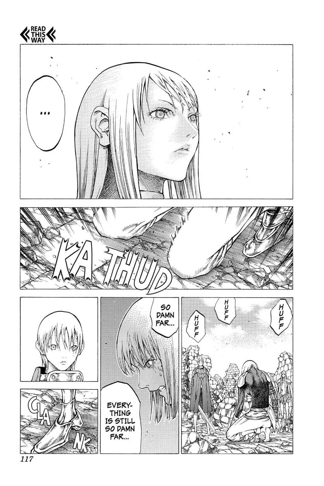 Claymore Chapter 49 Page 20