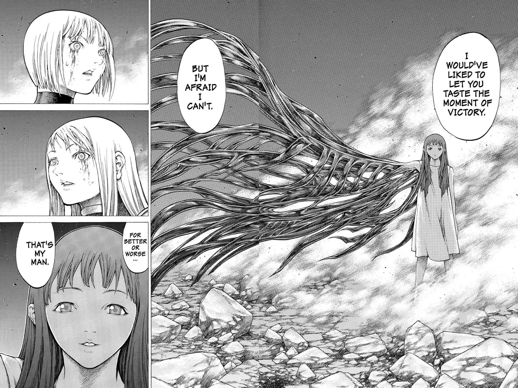 Claymore Chapter 49 Page 6