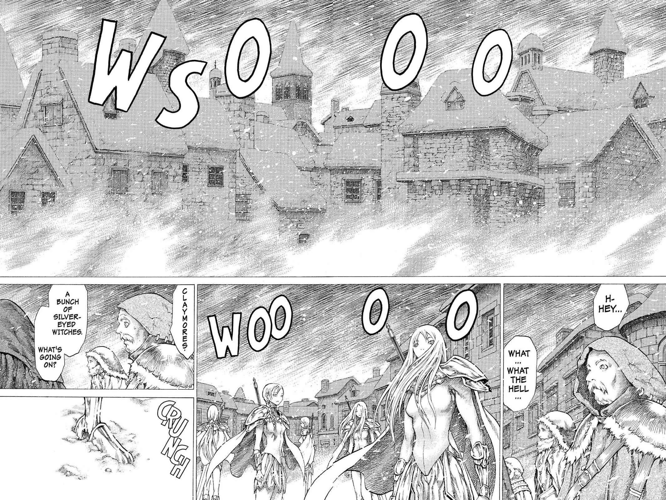 Claymore Chapter 50 Page 17