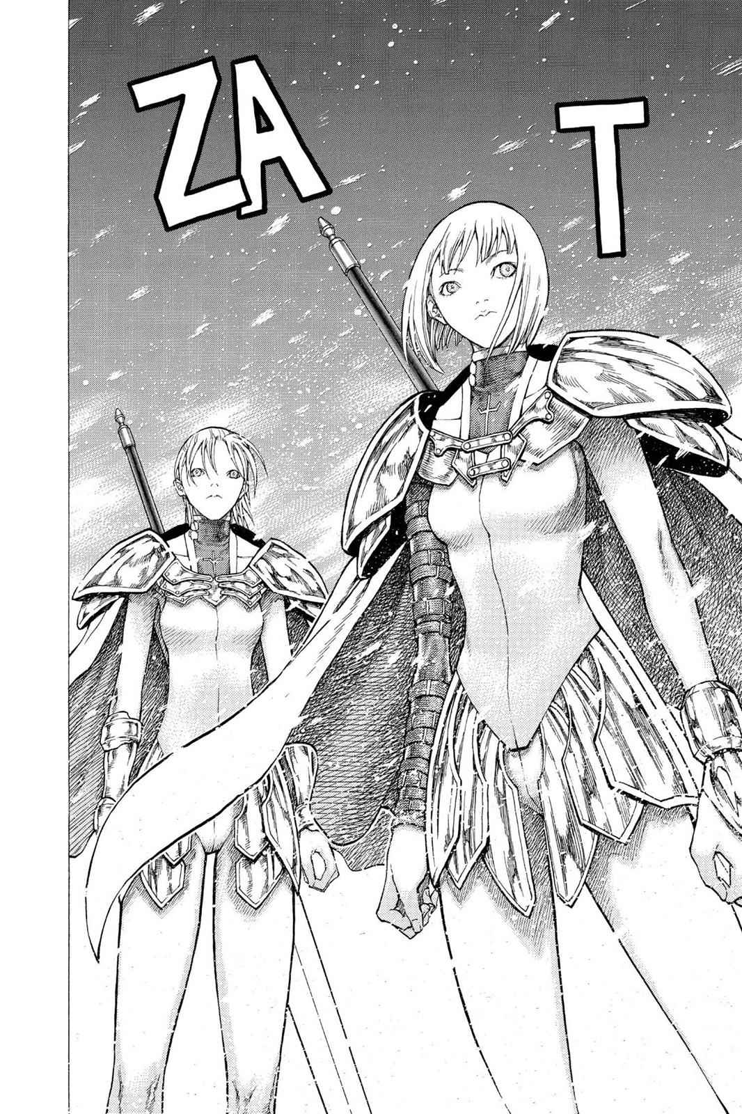 Claymore Chapter 50 Page 18