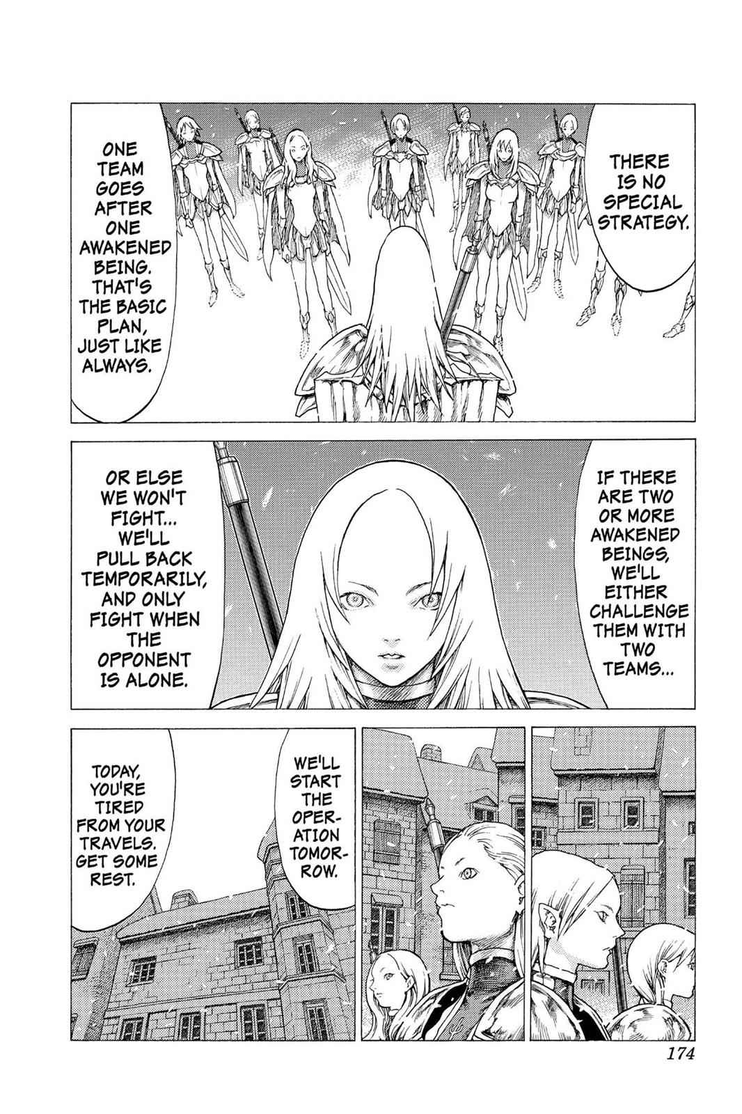 Claymore Chapter 51 Page 16