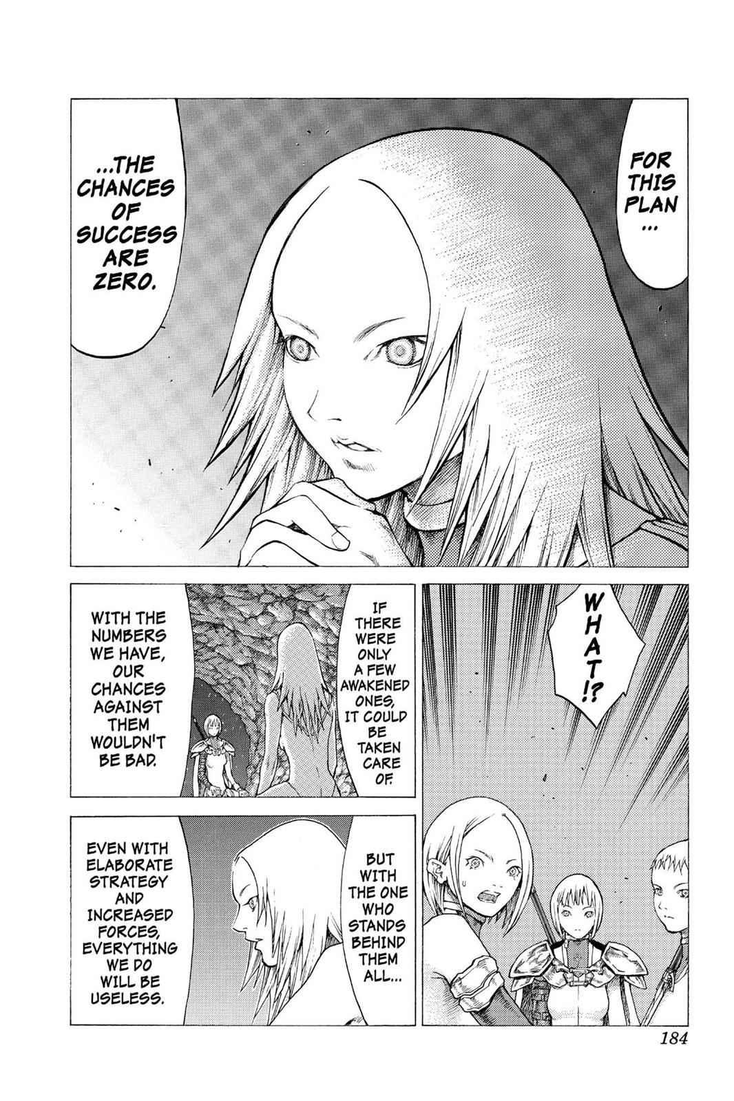 Claymore Chapter 51 Page 26