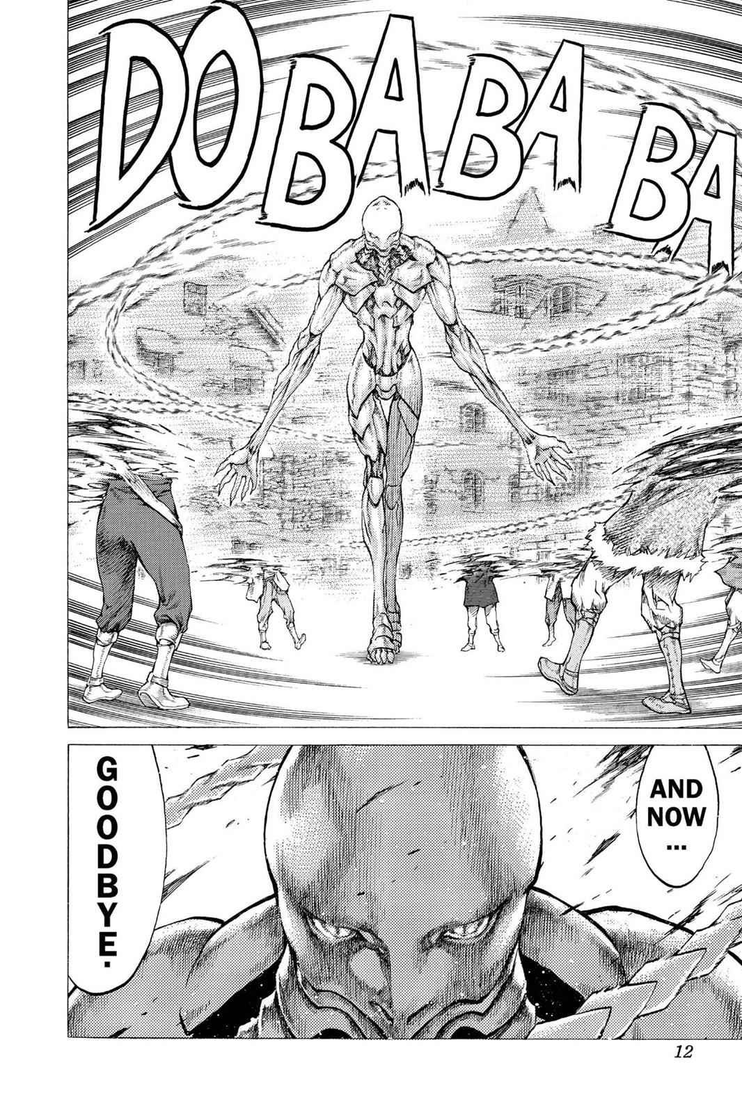 Claymore Chapter 52 Page 12