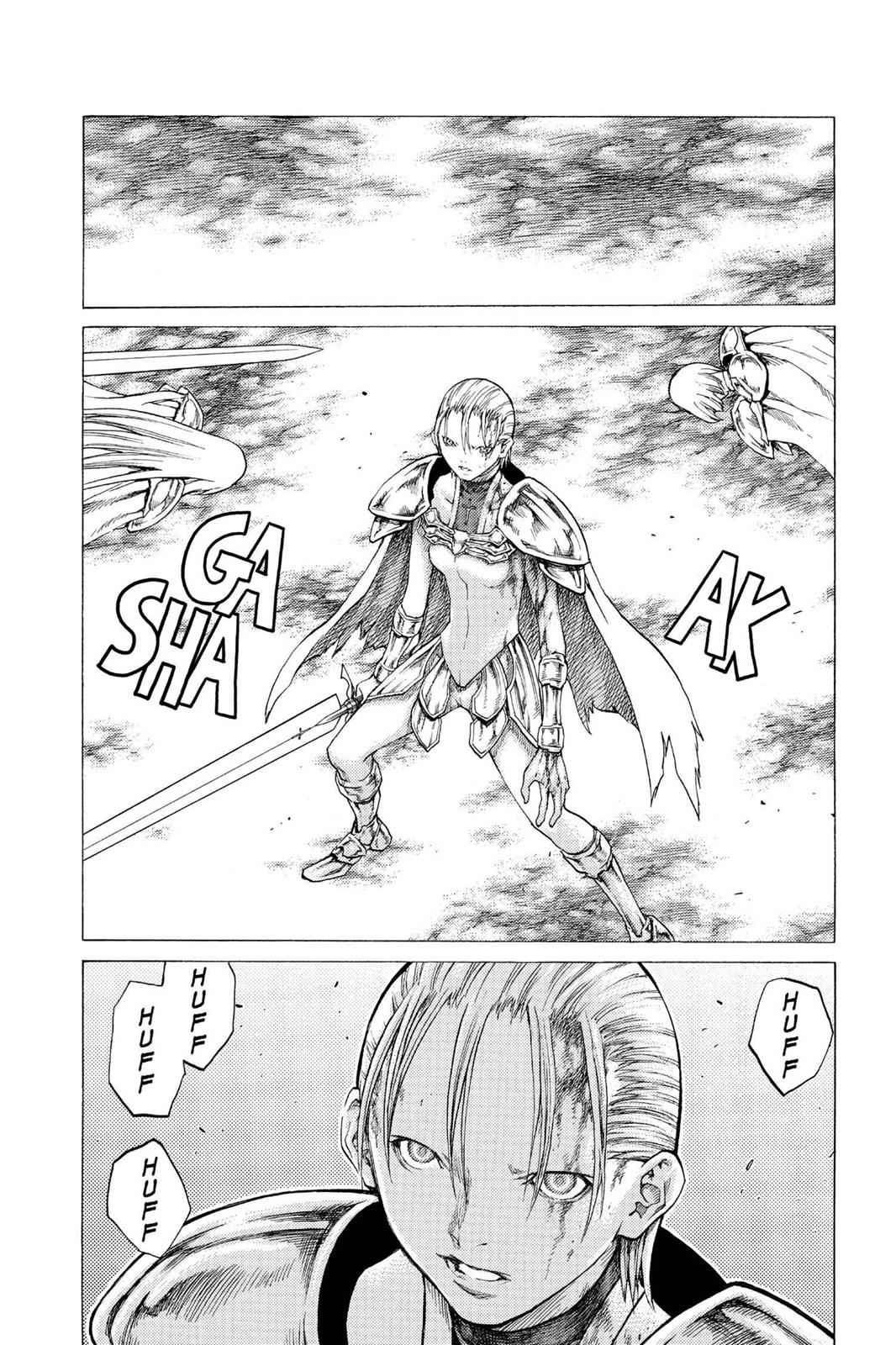 Claymore Chapter 52 Page 32