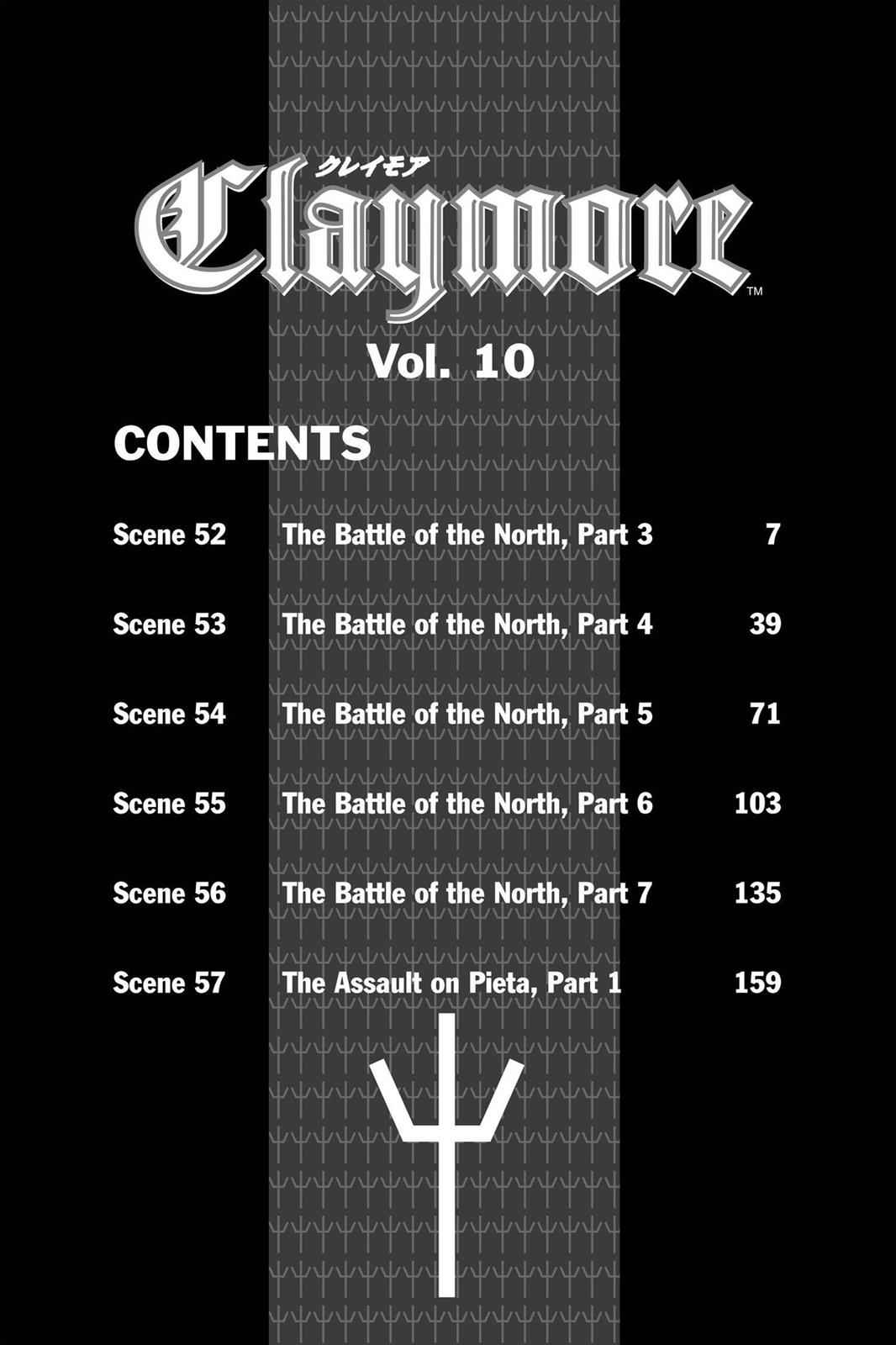 Claymore Chapter 52 Page 6