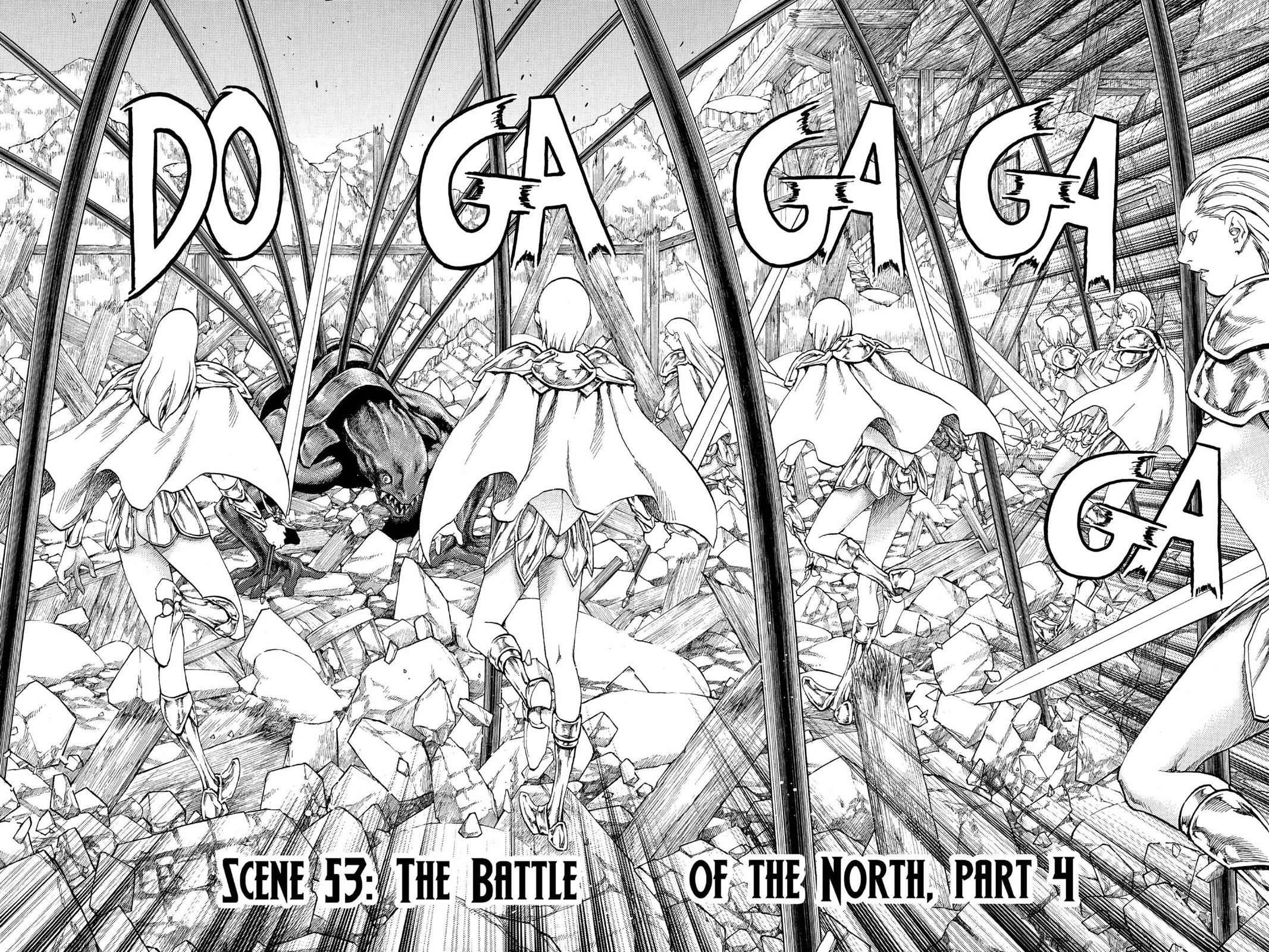 Claymore Chapter 53 Page 2