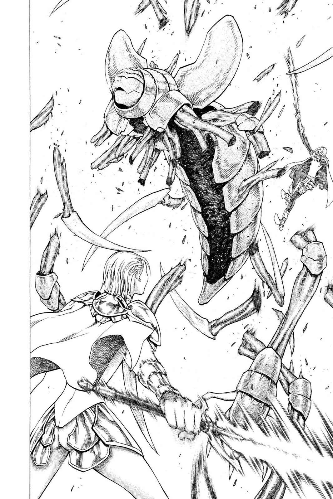 Claymore Chapter 53 Page 25