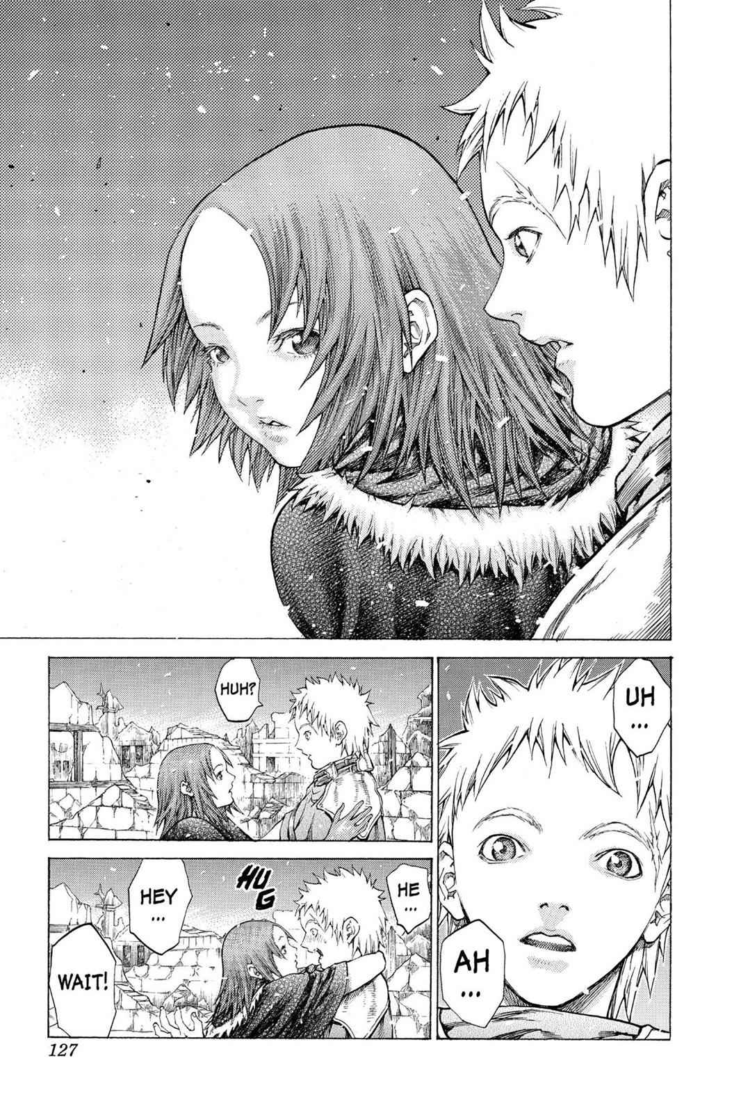 Claymore Chapter 55 Page 25