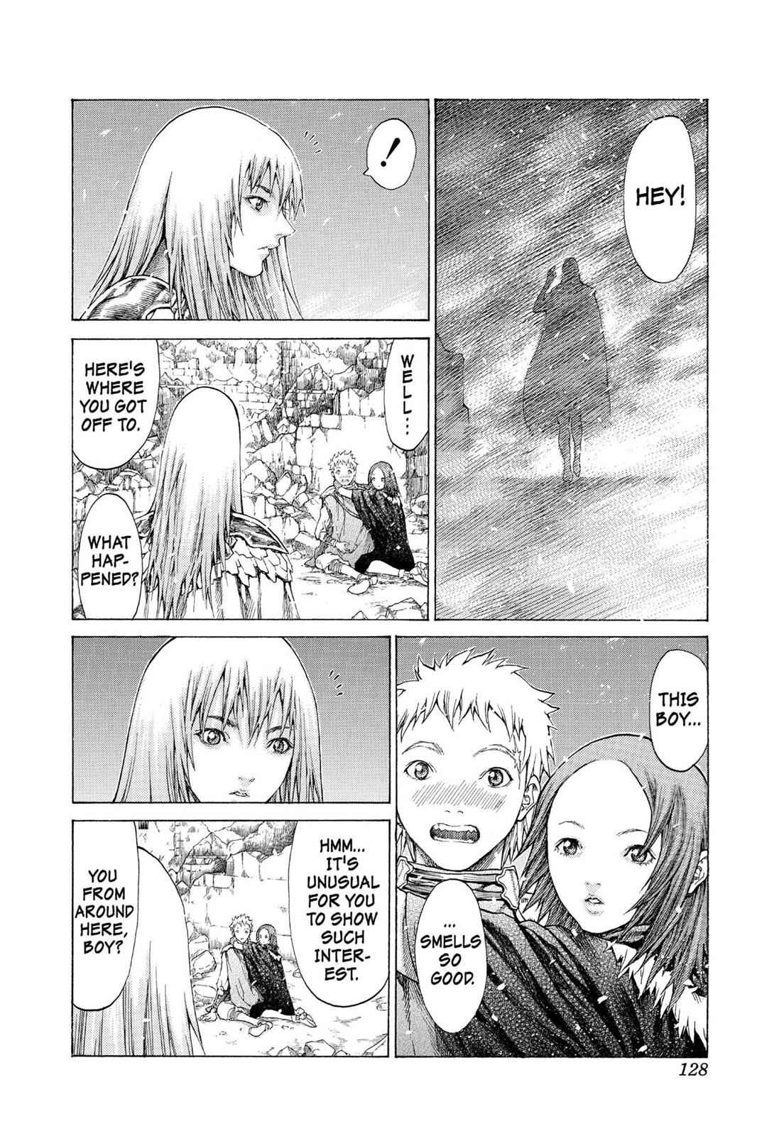 Claymore Chapter 55 Page 26