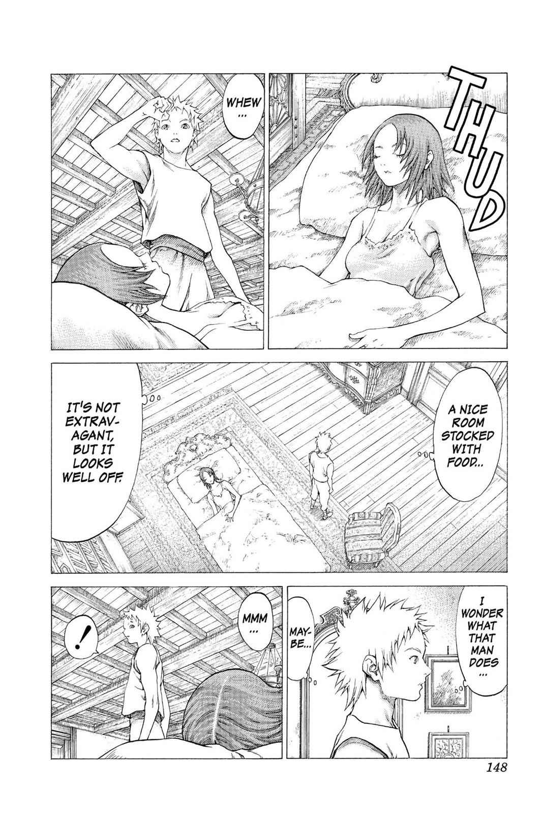 Claymore Chapter 56 Page 13