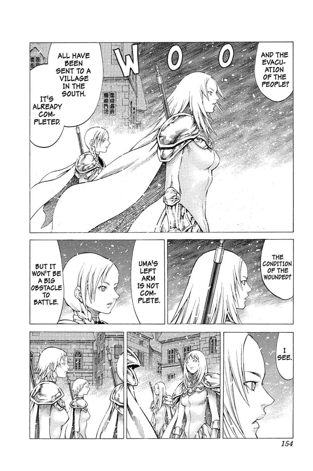 Claymore Chapter 56 Page 19