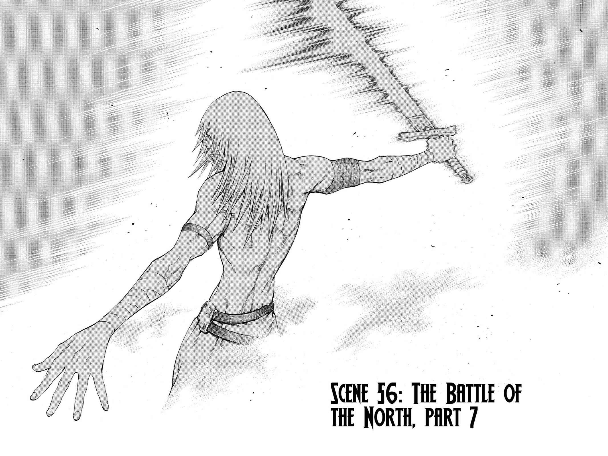 Claymore Chapter 56 Page 2