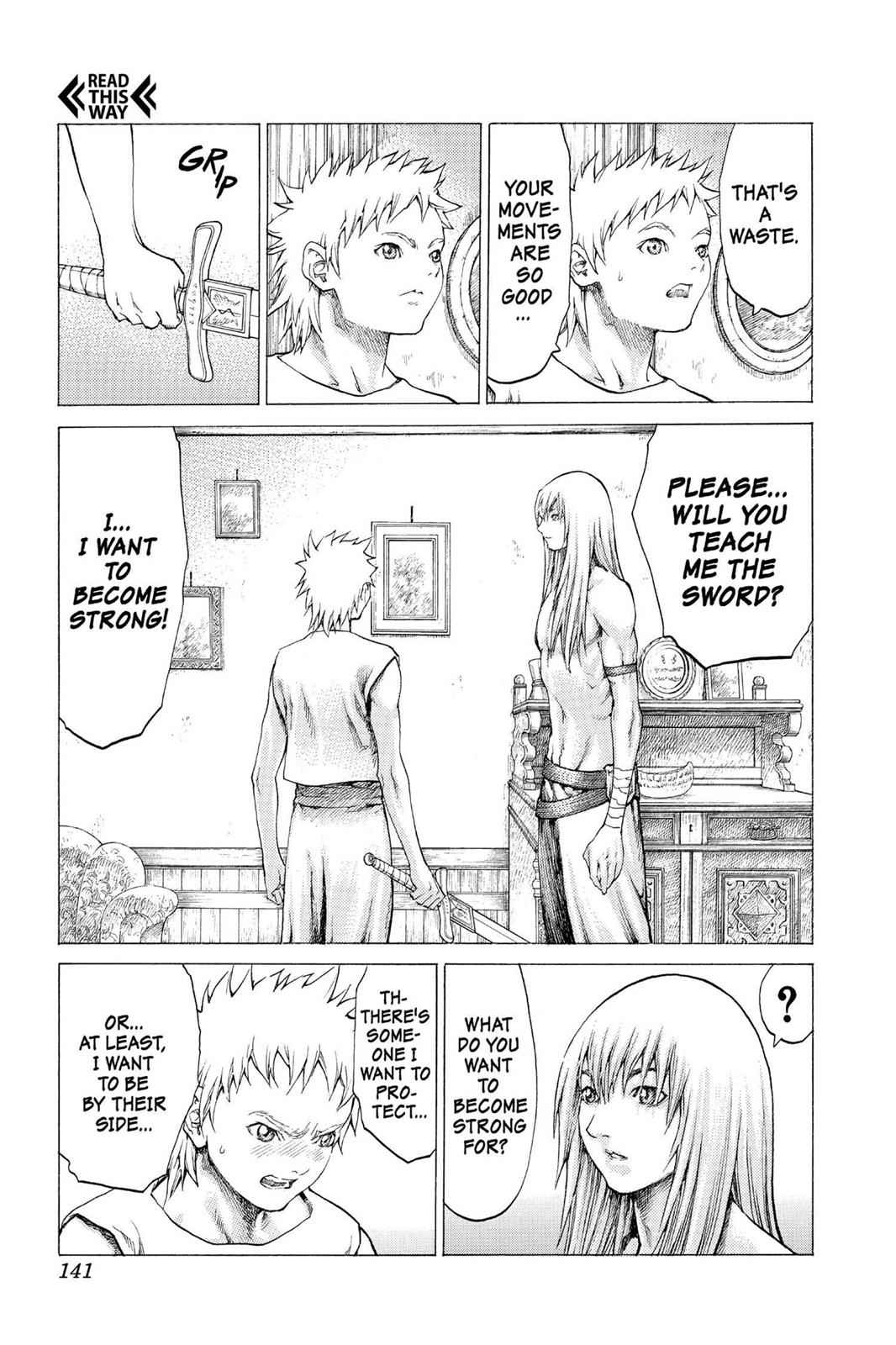 Claymore Chapter 56 Page 6