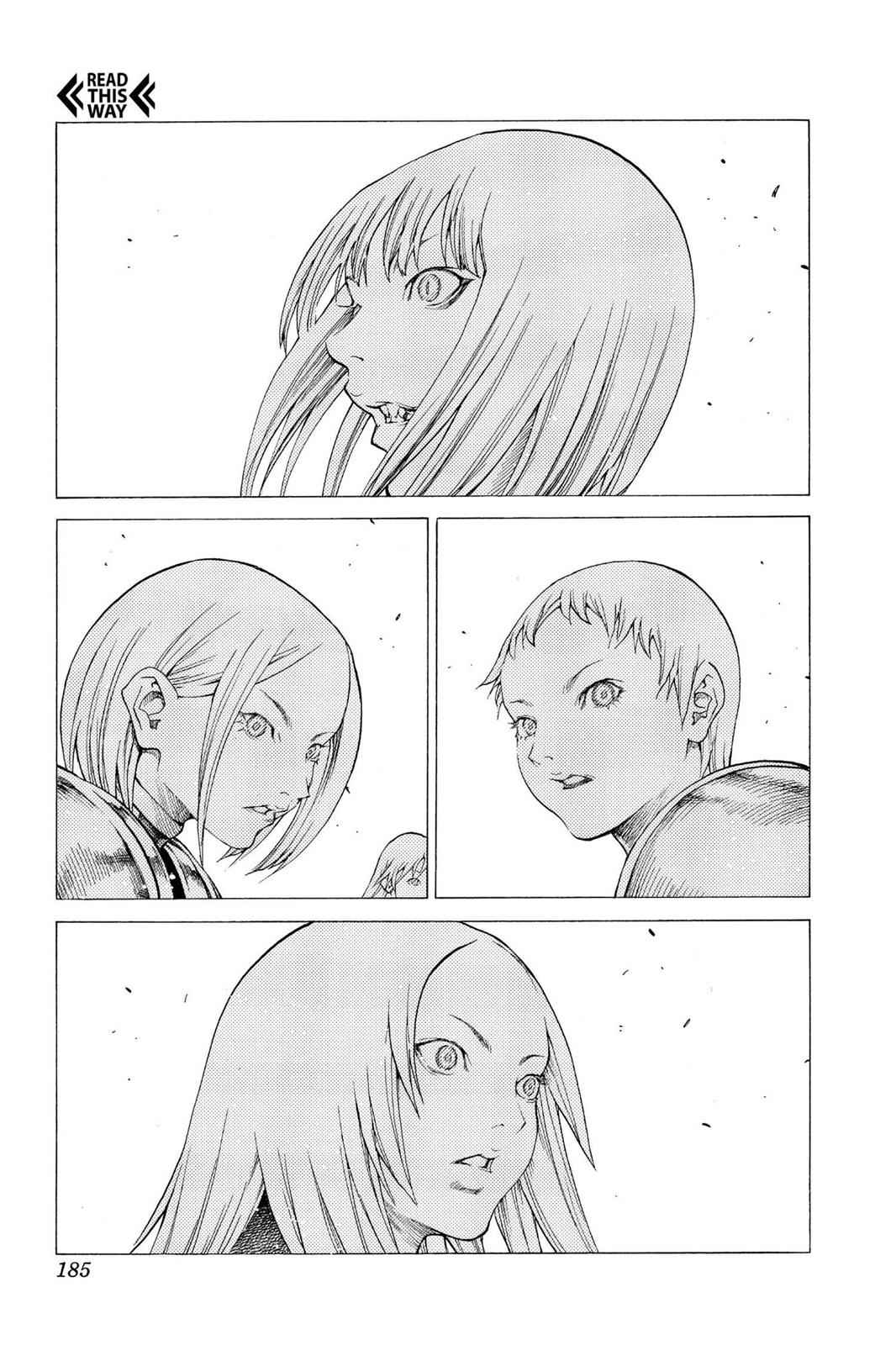 Claymore Chapter 57 Page 26