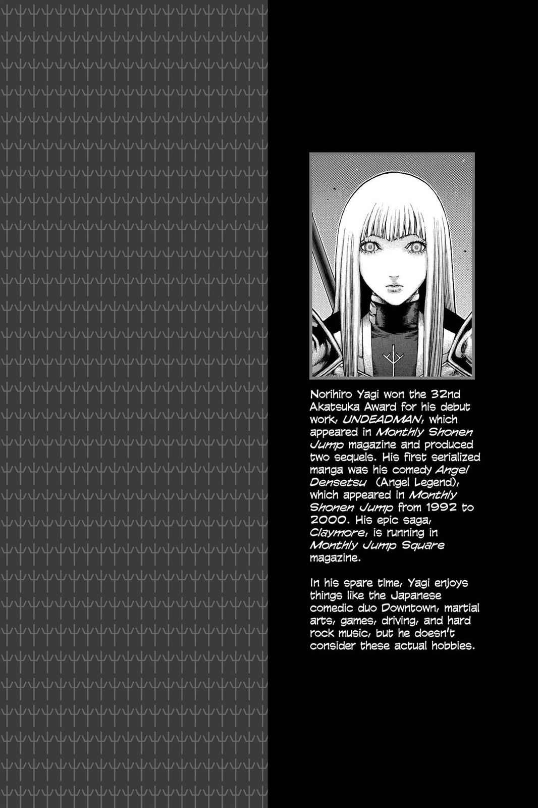Claymore Chapter 58 Page 2