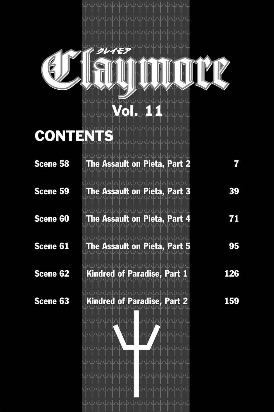 Claymore Chapter 58 Page 6
