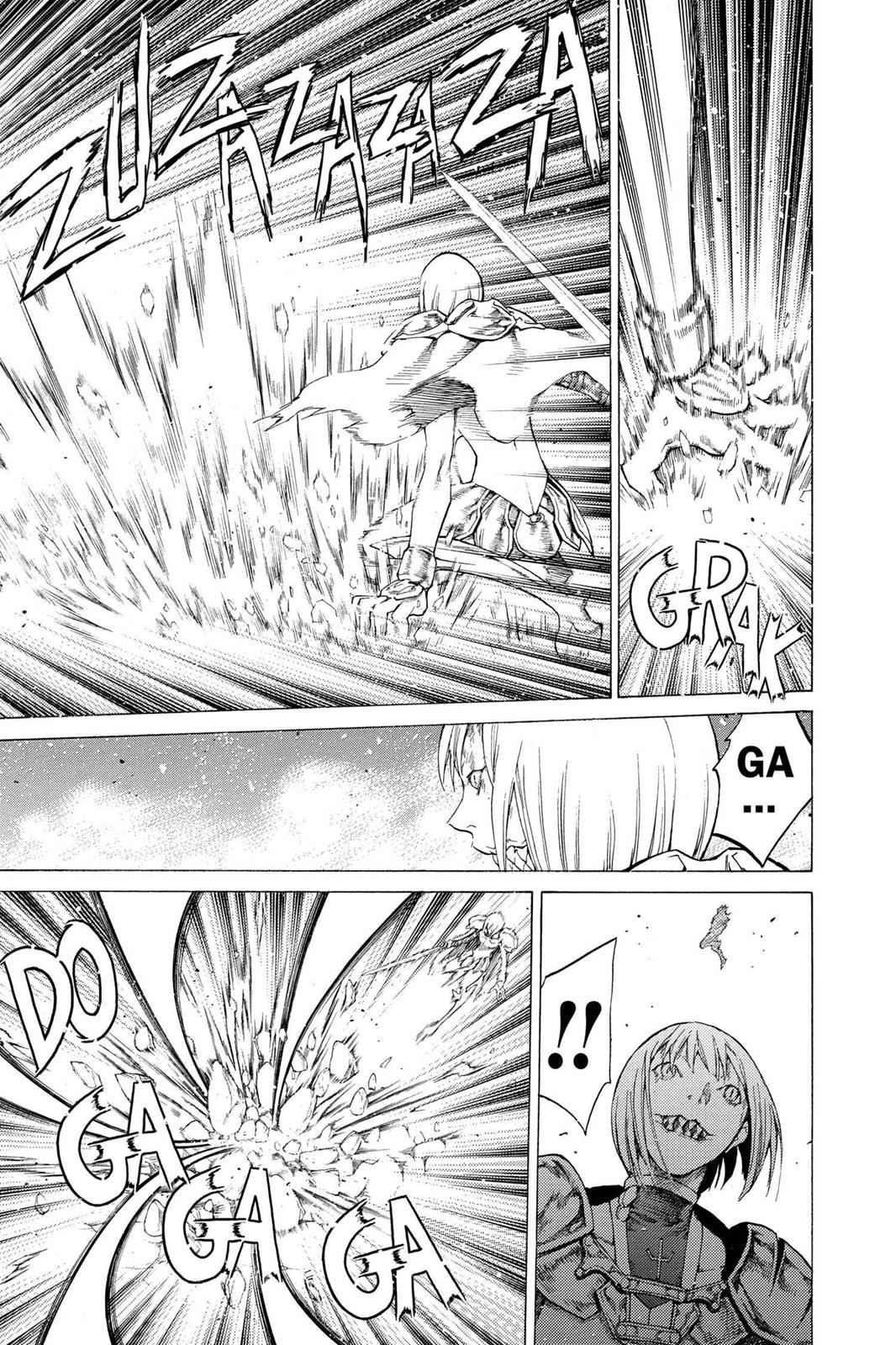 Claymore Chapter 59 Page 14