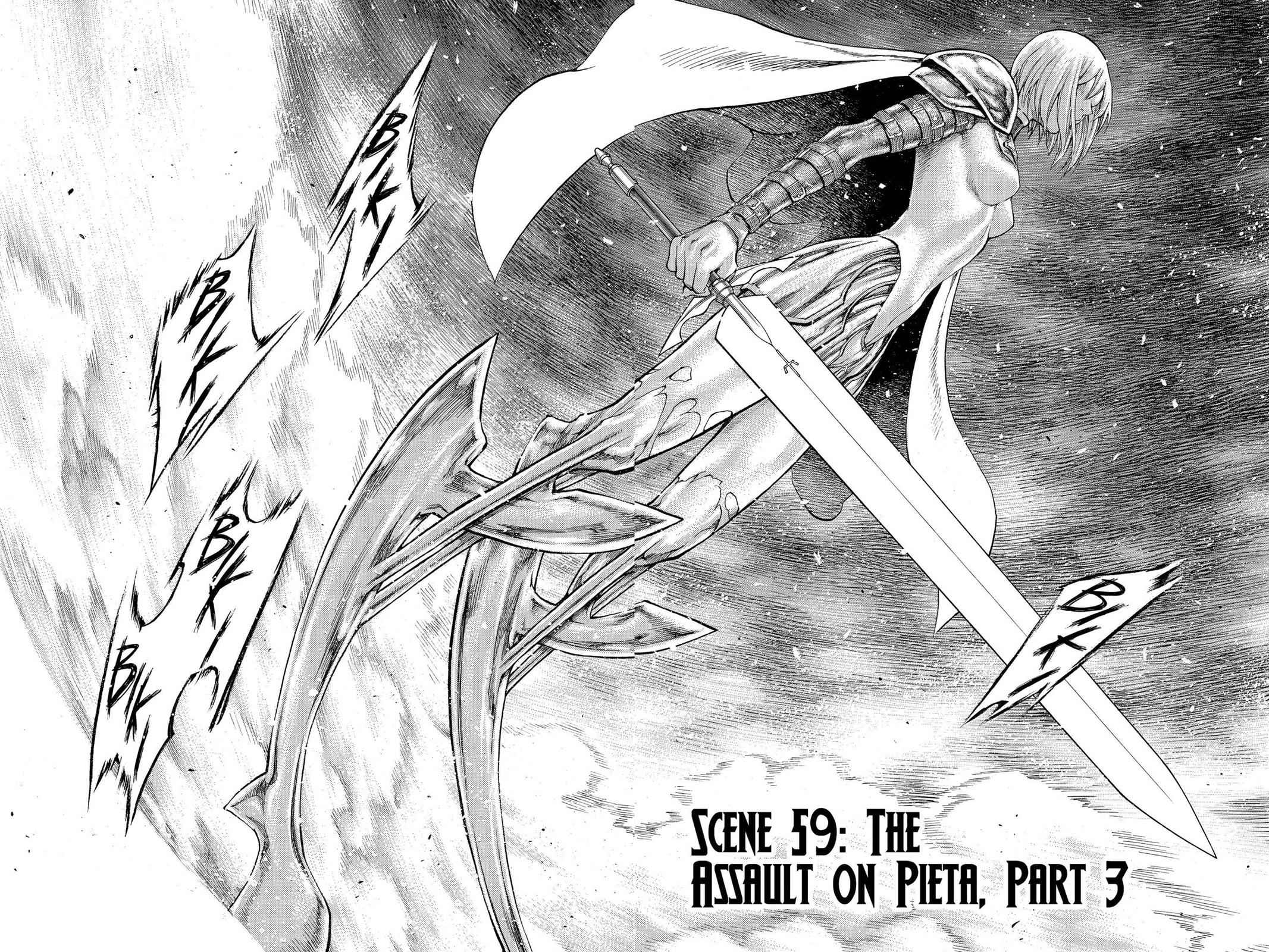 Claymore Chapter 59 Page 2